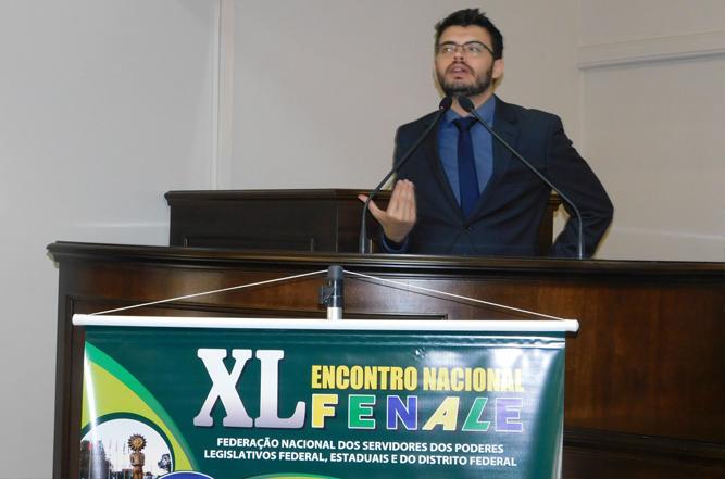 """Pinga Fogo"""" do XL Encontro Nacional da Fenale"""