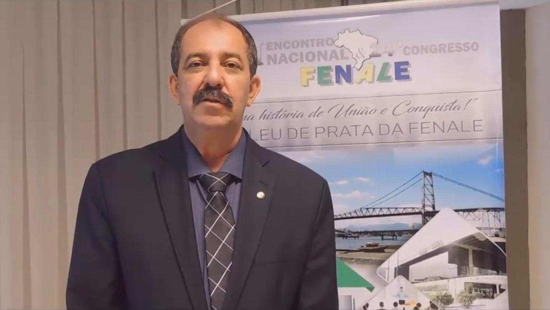 Depoimento de João Moreira – Presidente do SISALMS – Ex-Presidente da FENALE
