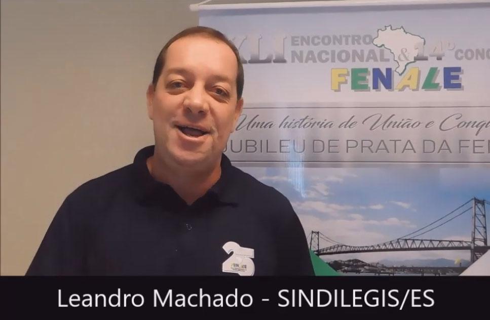 Depoimento de Leandro Machado