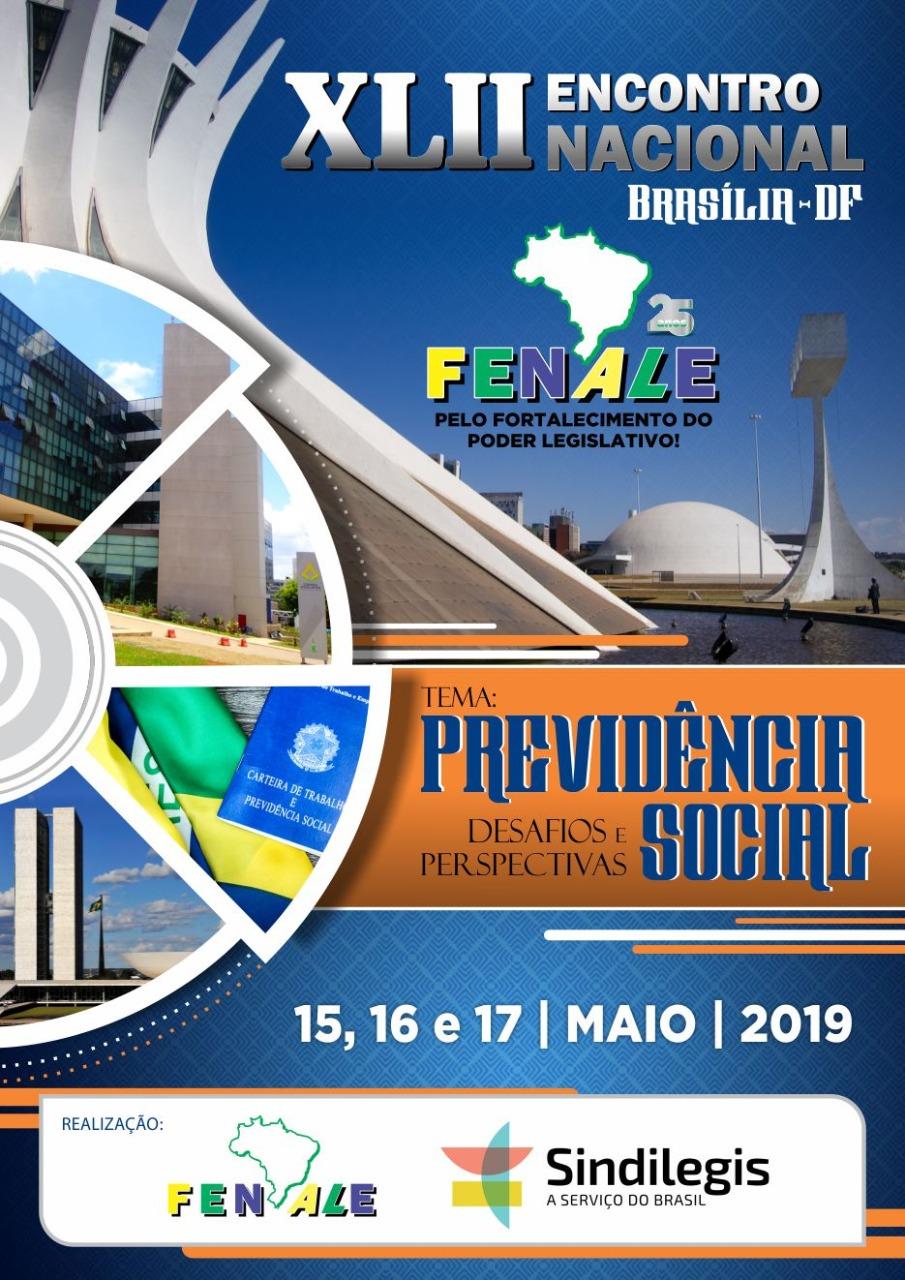 XLII Encontro Nascional Brasilia