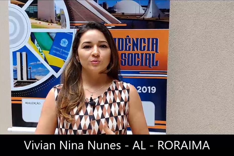 Depoimento de Vivian Nina Nunes