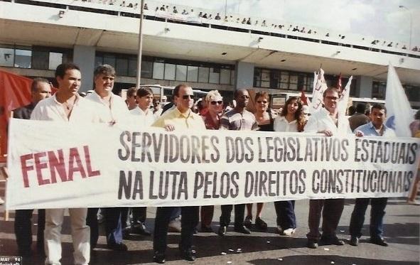 """FENALE – 26 ANOS"""